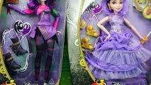 New Mal Dolls from Disney Descendants Movie. Maleficents Daughter. DisneyToysFan.