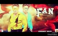 JABRA - Fan || FULL SONG || Shahrukh Khan (720p Full HD) (720p FULL HD)