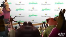ZooglePhotos - Zootopia stars take over the red carpet (2016) Official (720p Full HD) (720p FULL HD)