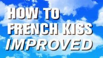 How to French Kiss a Girlfriend Step by Step Video Tutorial - video