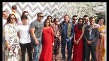Spotted! Salman Khan Dancing At Arpita Khan's Baby Shower