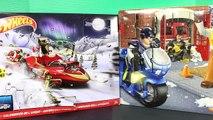 Imaginext Advent Calendar And Hot Wheels Advent Calendar Merry Christmas From Just4fun290