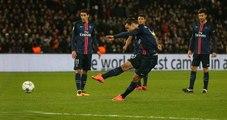 Ibrahimovic'ten Müthiş Frikik Golü