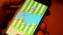 Flappy Bird High Score 999! impossible!