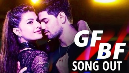 GF BF Official Video Song ft. Sooraj Pancholi, Jacqueline Fernandez Releases