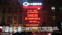 Concert des Eagles of Death Metal, témoignages de spectateurs