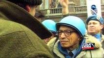 02/16: Former UN head Boutros Boutros Ghali dies