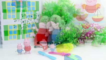 Peppa Pig Play Doh Popsicles Peppa Pig Ice Creams Play Dough Ice Cream Peppa Pig Toys and Videos