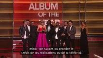 Réponse de Taylor Swift à Kanye West - Grammy Awards 2016