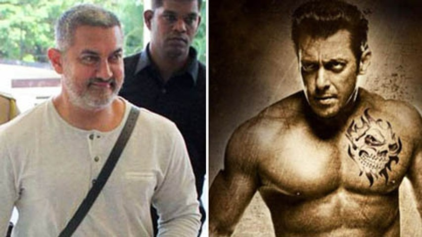 Aamir Khan REACTS To Salman Khan's Sultan