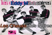 Les Chaussettes Noires & Eddy Mitchell_Tu parles trop (Jo Jones_You talk too much)(1961)(GV)