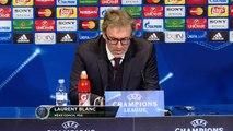 "Laurent Blanc: ""Der Zeitpunkt des Gegentors war ganz bitter"" | Paris Saint-Germain - FC Chelsea 2:1"