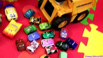 Cars 2 Screaming Banshee Tipping Colossus Micro Drifters Monster Truck Disney Pixar Cars T
