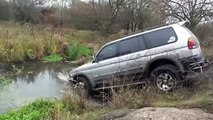 Mitsubishi OFF Road 4x4 Extreme Russian Adventure OFF Road