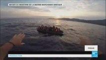 """Grèce : course contre la montre pour construire les """"hotspots"""" pour les migrants"""