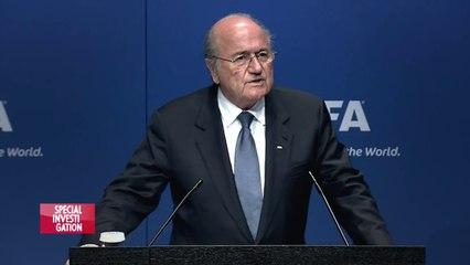 La FIFA, Sepp Blatter et moi - Spécial Investigation du 22/02