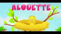 Alouette, gentille alouette --- Chansons enfantines