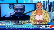 Papa Francisco deja en México un mensaje de paz, pero también de omisiones: padre Alejandro Solalinde a NTN24