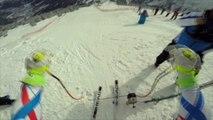 Ski : dévalez la légendaire descente de Kandahar, à Chamonix, avec Guillermo Fayed