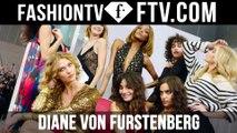 Diane von Furstenberg Runway Show at NYFW Fall/Winter 16-17 ft. Gigi Hadid & Karlie Kloss   FTV.com