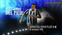 Alessandro Del Piero - Juventus - River Plate 1-0 26/11/1996