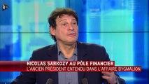 Affaire Bygmalion : Nicolas Sarkozy auditionné au pôle financier