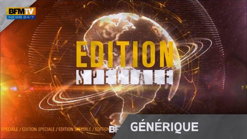BFMTV - Générique ÉDITION SPÉCIALE Breaking news (2015)