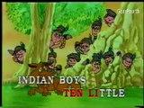 [Toddler Classic Song] Lets Sing Along: Ten Little Indians, Ten Little Fingers