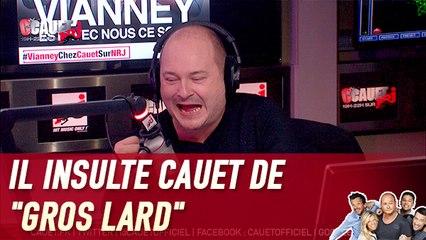 """Il insulte Cauet de """"Gros lard"""" - C'Cauet sur NRJ"""