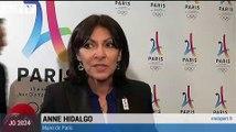 """Paris 2024 - Hidalgo : """"Nous espérons offrir les Jeux à la planète toute entière"""""""