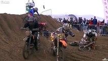 Wypadek podczas zawodów motocrossowych +18 - Cały wideo Lektor PL 30