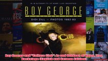 Download PDF  Boy George and Culture Club In and Outdoor at Home Live Backstage English and German FULL FREE