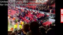 Man Utd Fans de Football Drôle Chants 2 continuer à chanter 6-1 -John Terry -Viva Ronaldo -Newcast