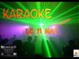 Karaoke du mois mai 2007