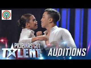 Pilipinas Got Talent Season 5 Auditions: Power Duo - Dance Duo