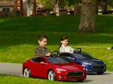 5 Super-Sweet Cars For Kiddos