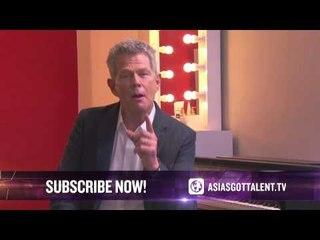 Asia's Got Talent Judge David Foster