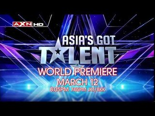 AGT Premieres March 2015