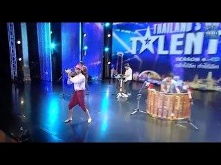 Thailand's Got Talent Season4-4D Audition EP4 1/6