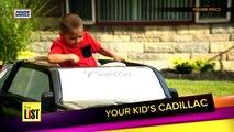 3 Super-Sweet Cars For Kiddos