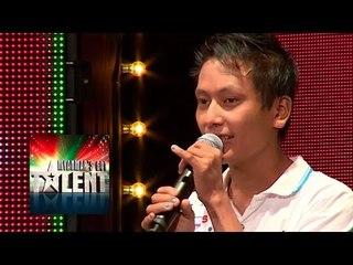 Myanmar's Got Talent 2015 Auditions Episode 5 Part 5/6