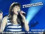 Nolwenn LEROY à ST MAXIMIN 6JUILL2012