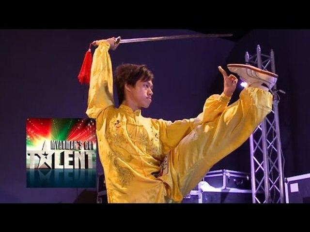 Myanmar's Got Talent Episode 2   Got Talent Audtions Stage