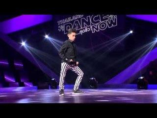 Thailand Dance Now EP03 - Audition 3/6 - 19ต.ค.56