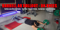 BARBELL AB ROLLOUT - ON KNEES