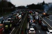 Crise agricole : Le blocage de la rocade de Rennes par les agriculteurs