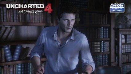Uncharted 4 pre-order video - GameStop Exclusive de Uncharted 4 : A Thief's End