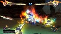 NS4 - Sasori & Deidara VS Tailed Beasts (final round)