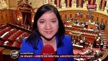 """Position de Vincent Capo-Canellas (UDI-UC) sur la loi El Khomri dans l'émission """"Sénat 360"""" du 17 février 2016"""