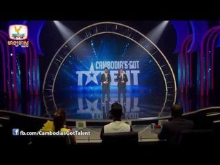 CGT - Live Show 1 - Week 6 - Judge Introduction - 02 Jan 2015